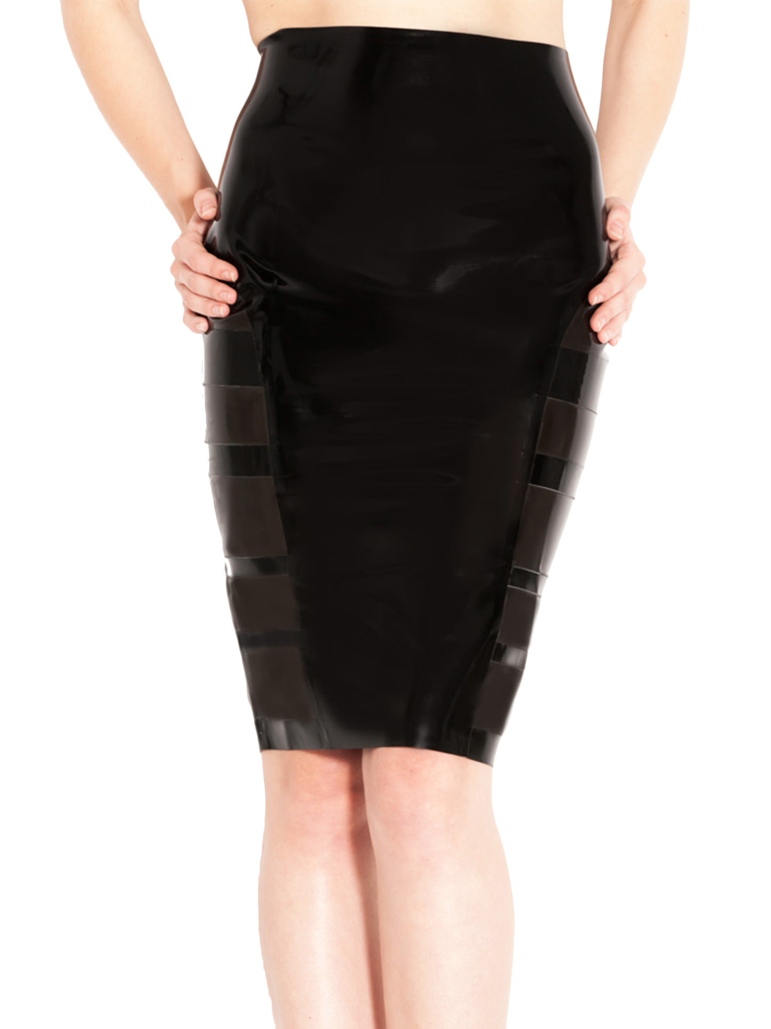 honour s pencil skirt in black style