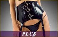 Plus Size PVC Clothing