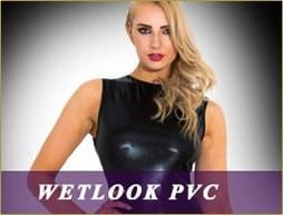 Wetlook PVC