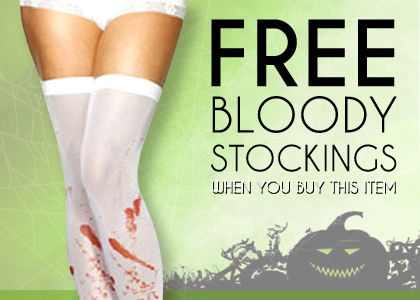 FREE Bloody Stockings