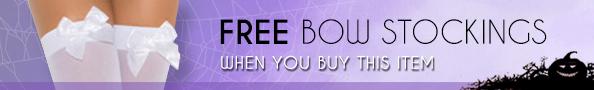 FREE Bow Stockings