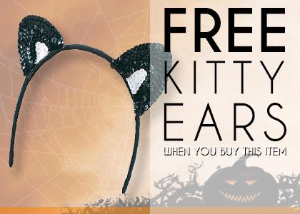 FREE Kitty Ears