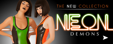 Neon Demons Latex