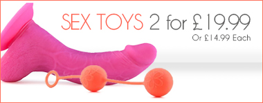 2 For £19.99 Sex Toys