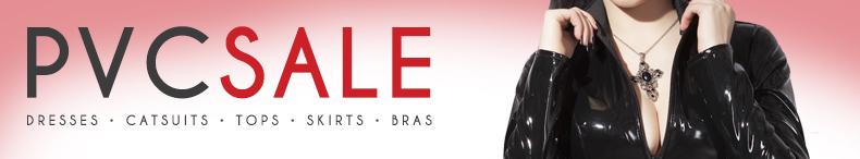 PVC Sale Items At Honour