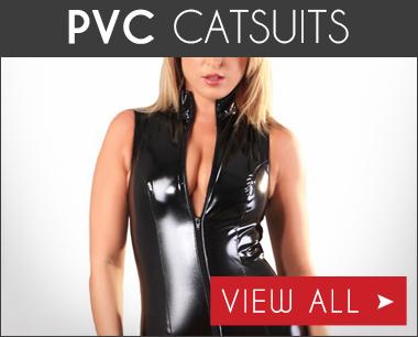 PVC Catsuit
