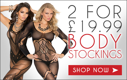 2 For £19.99 Bodystockings
