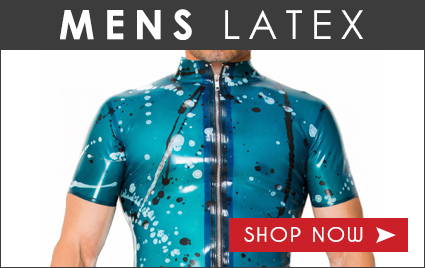 Mens Latex Clothing