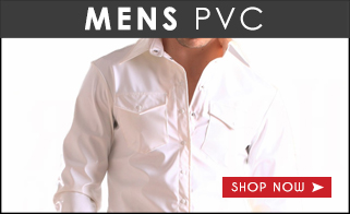 Mens PVC Clothing